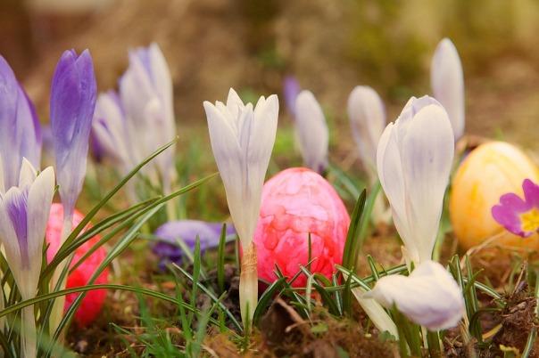 pâques printemps